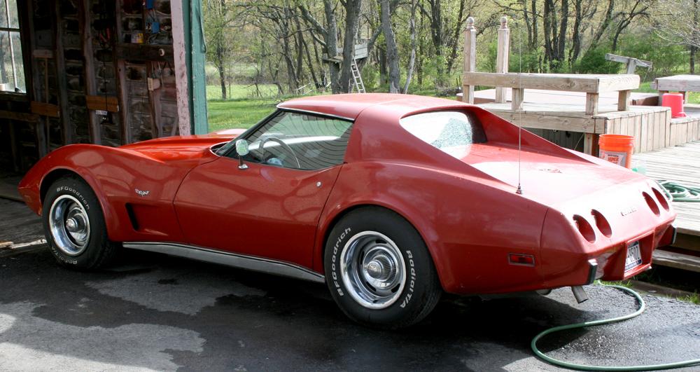 Corvette For Sale Near Me >> 77 red corvette for sale - upstate NY - CorvetteForum ...